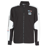 Clothing Men Track tops Puma BMW MMS WVN JACKET F Black / Grey / White