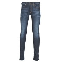 Clothing Men Skinny jeans Diesel SLEENKER Blue / 009ey