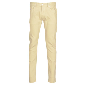 Clothing Men Slim jeans Diesel D-LUSTER Beige