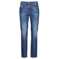 Clothing Women Straight jeans Diesel JOY Blue / 009et