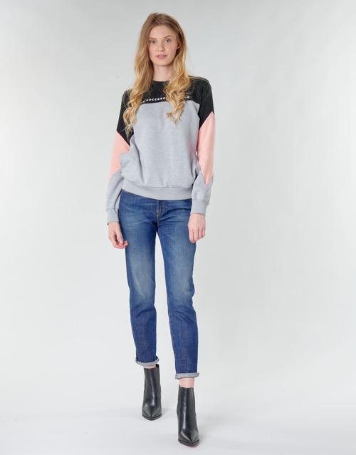 Clothing Women Straight jeans Diesel JOY Blue / 009et