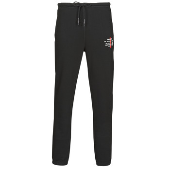 Clothing Men Tracksuit bottoms Diesel UMLB-PETER Black