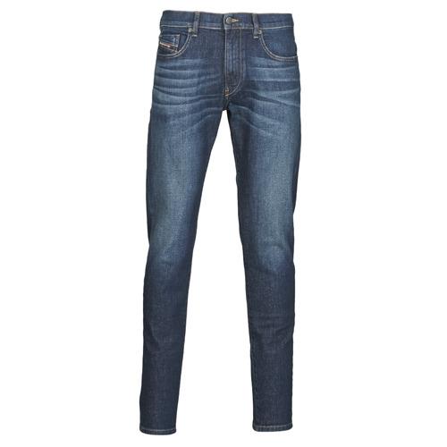 Clothing Men Slim jeans Diesel D-STRUKT Bleu09hn
