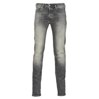 Clothing Men Skinny jeans Diesel SLEENKER Grey / Dark