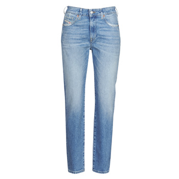 Clothing Women Slim jeans Diesel D-JOY  Blue