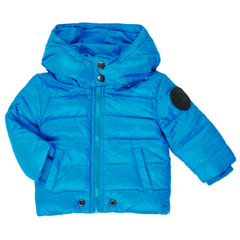 Clothing Boy Duffel coats Diesel JSMITHYAWH Blue