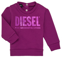 Clothing Girl Sweaters Diesel SVELI Pink