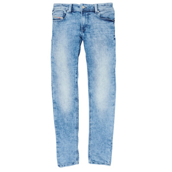 Clothing Boy Skinny jeans Diesel SLEENKER Blue