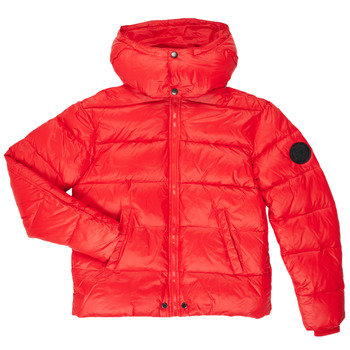 Clothing Boy Duffel coats Diesel JSMITHYAWH Red