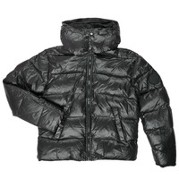 Clothing Boy Duffel coats Diesel JSMITHYAWH Black