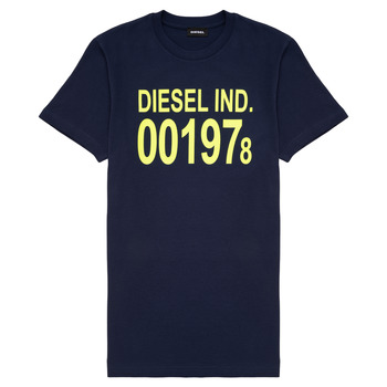 Clothing Children Short-sleeved t-shirts Diesel TDIEGO1978 Blue