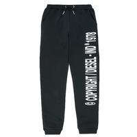 Clothing Boy Tracksuit bottoms Diesel PLAMPCOPY Black