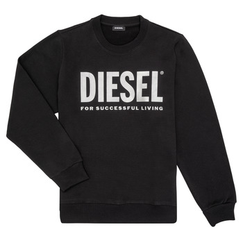 Clothing Girl sweaters Diesel SANGWX Black