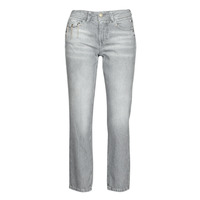 Clothing Women Straight jeans Freeman T.Porter LOREEN DENIM Grey