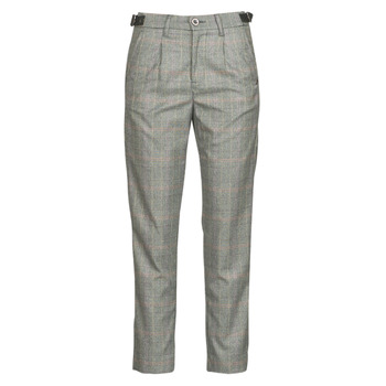Clothing Women 5-pocket trousers Freeman T.Porter SHELBY MERCURY Grey