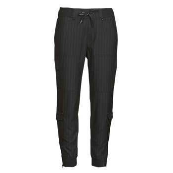 Clothing Women 5-pocket trousers Freeman T.Porter CELINE SILIANO Black