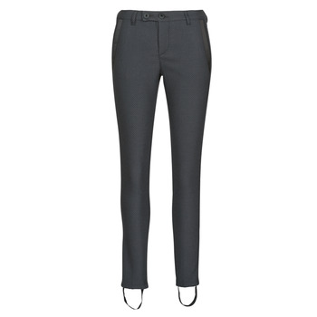 Clothing Women 5-pocket trousers Freeman T.Porter TESSA COLISH Grey