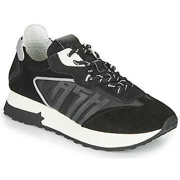 Shoes Women Low top trainers Ash TIGER  black