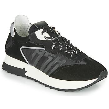Shoes Women Low top trainers Ash TIGER  black