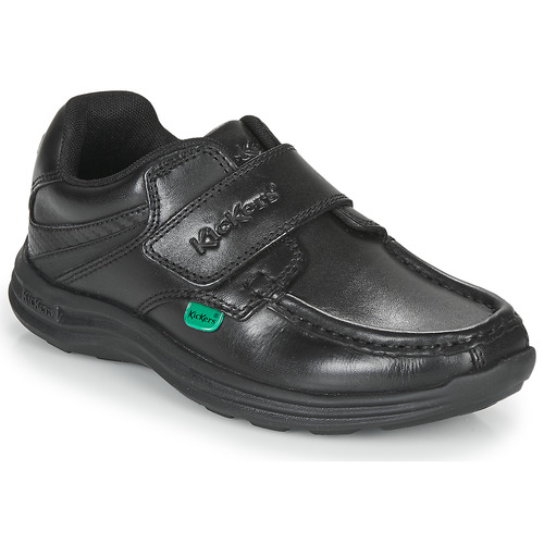 Shoes Boy Derby Shoes Kickers REASAN STRAP  black