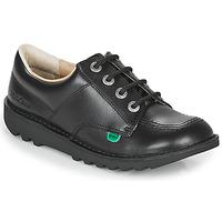 Shoes Children Derby Shoes Kickers KICK LO  black
