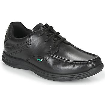 Shoes Boy Derby Shoes Kickers REASAN LACE  black