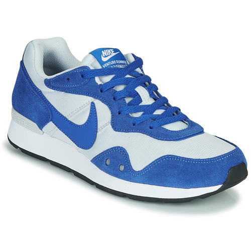 Shoes Men Low top trainers Nike VENTURE RUNNER Blue / White