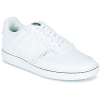 Shoes Women Low top trainers Nike COURT VISION LOW PREM White