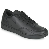 Shoes Women Low top trainers Nike COURT VINTAGE Black
