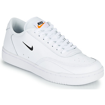 Shoes Women Low top trainers Nike COURT VINTAGE White