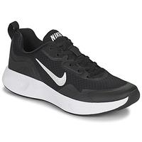 Shoes Women Multisport shoes Nike WEARALLDAY Black / White