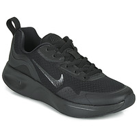 Shoes Women Low top trainers Nike WEARALLDAY Black