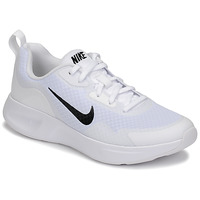 Shoes Women Low top trainers Nike WEARALLDAY White / Black