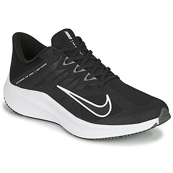 Shoes Men Running shoes Nike QUEST 3 Black / White