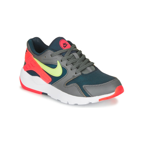 Shoes Boy Low top trainers Nike LD VICTORY GS Blue / Yellow / Red
