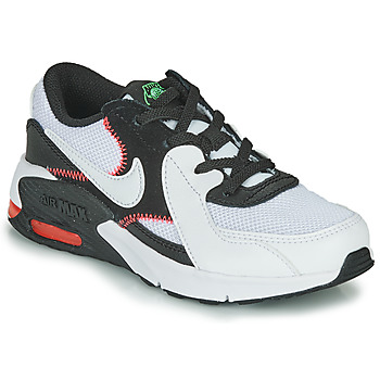 Shoes Boy Low top trainers Nike AIR MAX EXCEE PS Black