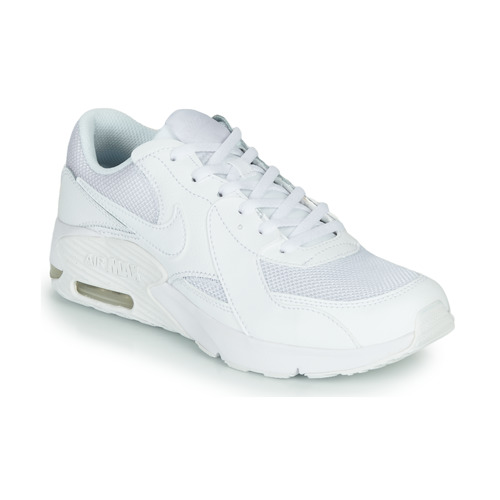 Shoes Children Low top trainers Nike AIR MAX EXCEE GS White