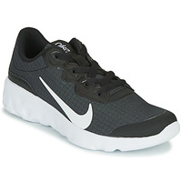 Shoes Children Low top trainers Nike EXPLORE STRADA GS Black / White