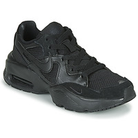 Shoes Children Low top trainers Nike AIR MAX FUSION GS Black