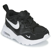 Shoes Children Low top trainers Nike AIR MAX FUSION TD Black / White