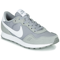 Shoes Children Low top trainers Nike MD VALIANT GS Grey / White