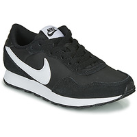 Shoes Children Low top trainers Nike MD VALIANT PS Black / White