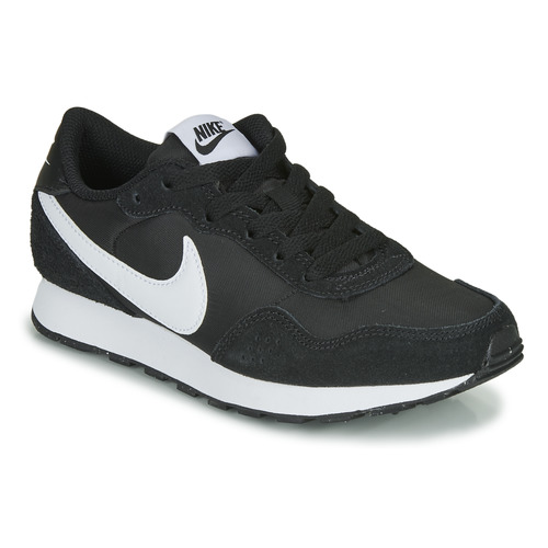 Shoes Children Low top trainers Nike MD VALIANT GS Black / White