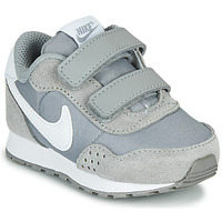 Shoes Children Low top trainers Nike MD VALAINT TD Grey / White