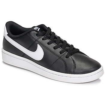 Shoes Women Low top trainers Nike Court Royale 2 Black / White