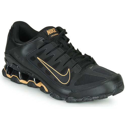 Shoes Men Multisport shoes Nike REAX 8 TR Black / Gold