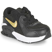 Shoes Children Low top trainers Nike AIR MAX EXCEE TD Black
