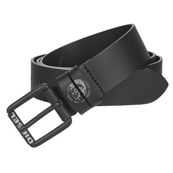 Clothes accessories Men Belts Diesel LAMON Black