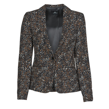 Clothing Women Jackets / Blazers One Step FR40091 Black
