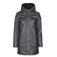 Clothing Women Parkas One Step FR42021 Grey